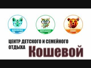 Рождественская смена в ЦДиСО им. О.Кошевого (2-8 января 2019)