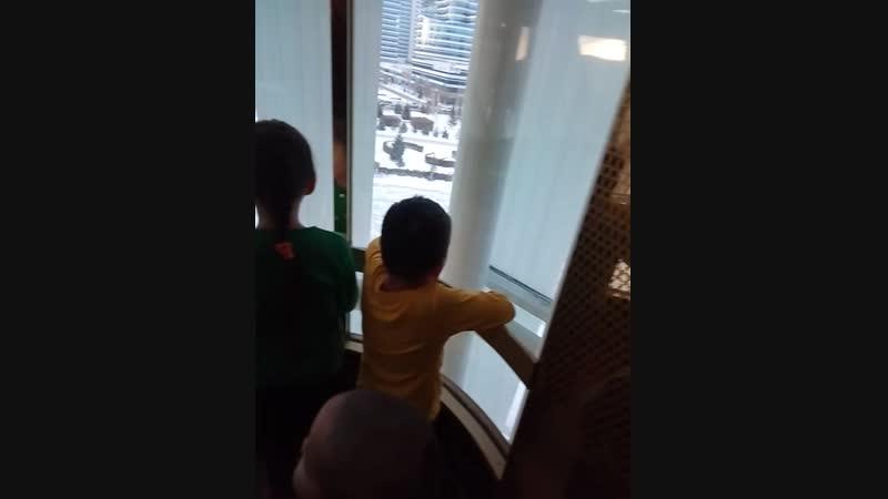 Астана Байтерек 30 12 2018