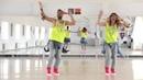 Dance Fitness Nevena Goran Tapo Raya Bomba