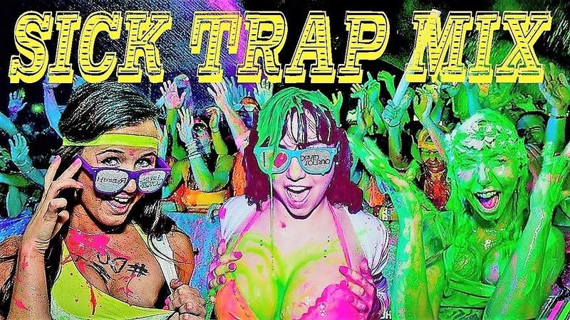 ♫NEW SICK 🔥BEST TRAP MUSIC MADNESS🔥 2018♫ (Mix 1) TRAP MIX