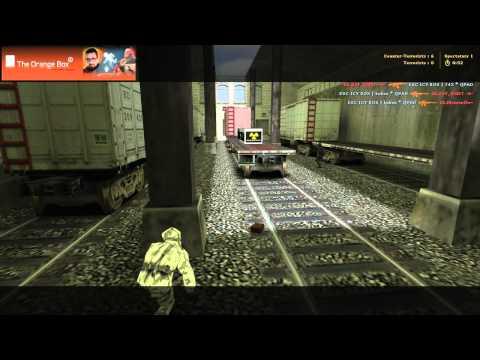 Выпуск первый:SK vs ESC map de_train