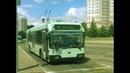Поездка на троллейбусе БКМ 32102 борт № 5581
