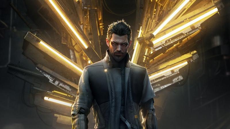 Приключения в осенней Праге 1 Deus Ex Mankind Divided [PC lock 30fps]