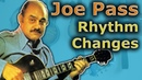 Joe Pass on Rhythm Changes 3 Solid Bebop Strategies