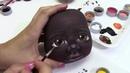 Pintura Realista Demonstracao Boneco de pano negro se cadastre