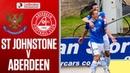 St Johnstone 1-1 Aberdeen | McGinn Free kick Splits Points | Ladbrokes Premiership