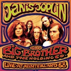 Janis Joplin альбом Janis Joplin Live At Winterland '68
