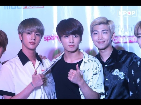 [Presscon] BTS at MBC 200th Show Champion 160903