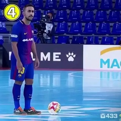 "Football • Futbol • Soccer on Instagram: ""FC #Barcelona #Futsal Team Is Amazing! 👀🇪🇸😍 @433"""