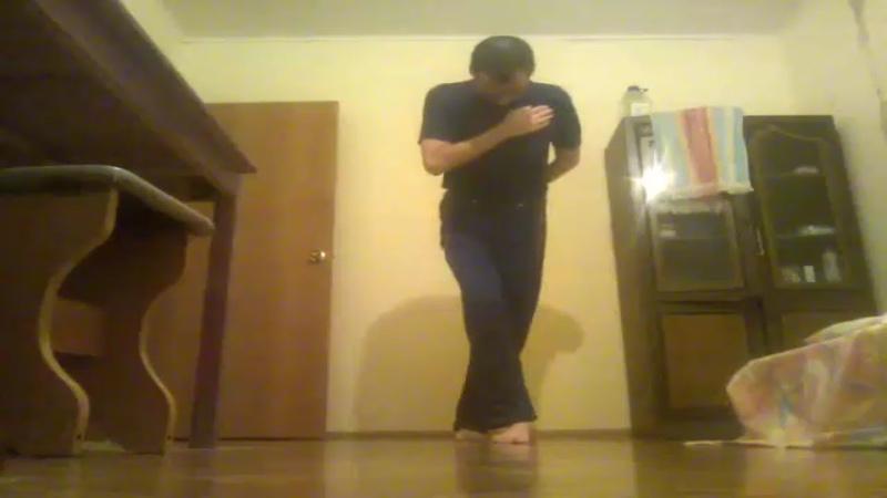 Грустный Танец-Одинокий Вампир(Castlevania), Видео-Танцы Игоря Петровича, 24(14.11.2018)