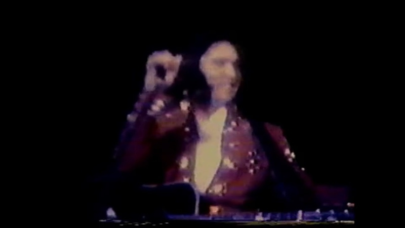 46 8mm Footage From The Elvis Tour 1972.
