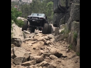 Killer weekend on the rubicon!! we had a few issues along the way but all in all it was a blast. i need to find out why the yuko