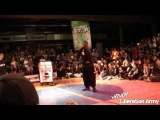 G-Style Showcase w Slick Dogg, Tempo &amp Coco Pops, Juste Debout Scandinavia 2010