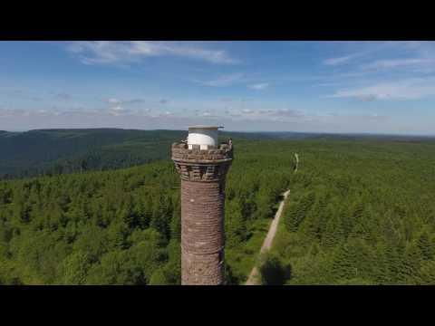 Bad Wildbad und Umgebung mit Dji Phatom 4