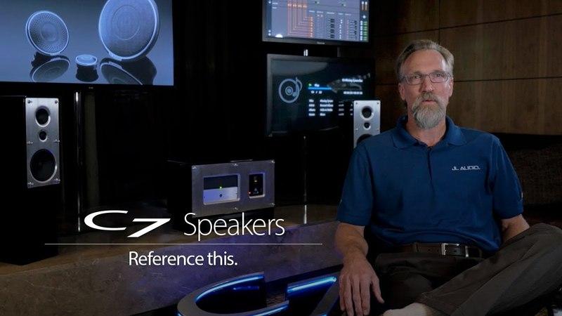 World Premiere of the JL Audio C7 Speakers