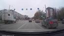 Машина без водителя атаковала автомобиль такси Тюмень