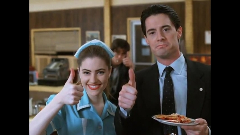 Agent Cooper's message to the troops