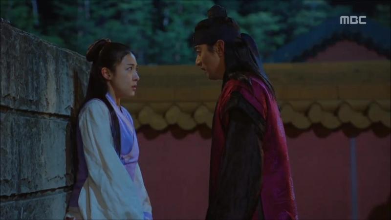 Встреча Ван Ю и Сон Нян (тайна кровавых слез Будды)