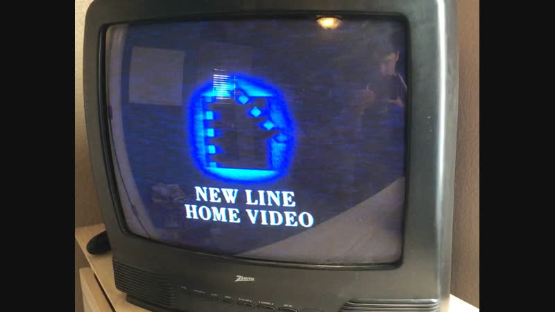 Opening to 8 Seconds 1994 VHS