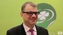 Juha Sipilä MT:n vaalitentissä (koko haastattelu)