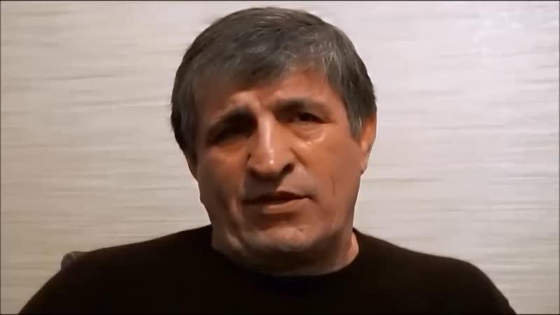 Волк Хан о сравнивает Фёдора и Хабиба