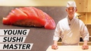 Chef Shion Uino Left Japan's Best Sushi Restaurant to Open in New York Omakase