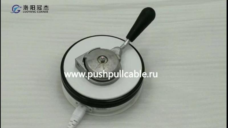 GJ1103D(Серебро)Малый Вибрационный НСД дроссельной заслонки переключатель кабель управления контроллера