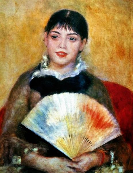 Художник Огюст Ренуар: исследуя женскую красоту. Из сорока сотен работ, написанных Ренуаром, добрая половина приходится на женские портреты. Сам художник, смеясь, признавался, что женскими