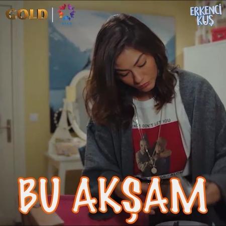 """Erkenci Kuş on Instagram """"Sanem, Can için kokusunu feda edecek mi ErkenciKuş yeni bölüme son 1 saat!⏰ BizimSevgimiz @1demetozdemir @oznurserce..."""