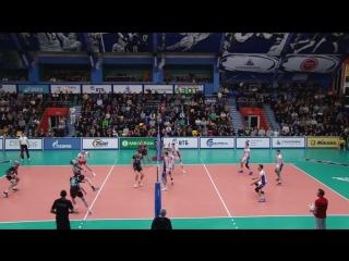 HIGHLIGHTS. Кузбасс — Белогорье Суперлига 2017-18. Мужчины