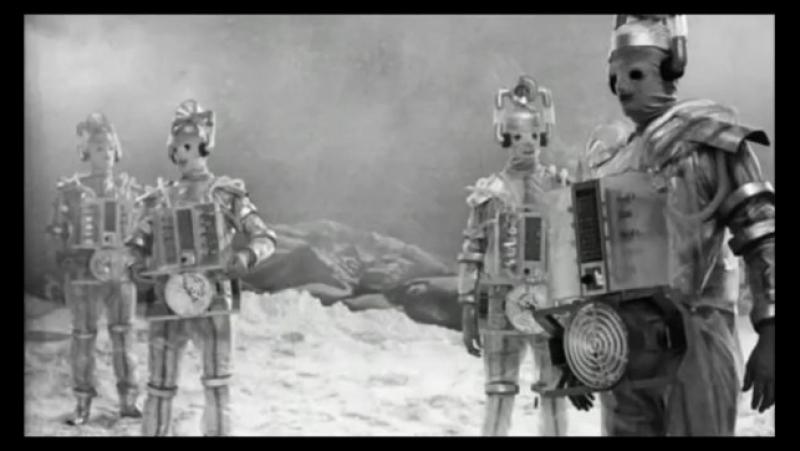 Классический Доктор Кто 4 сезон 2 серия Десятая планета 3 часть TARDIS time and space