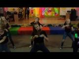 Танцевальная лихорадка 8 отряд (отбор)