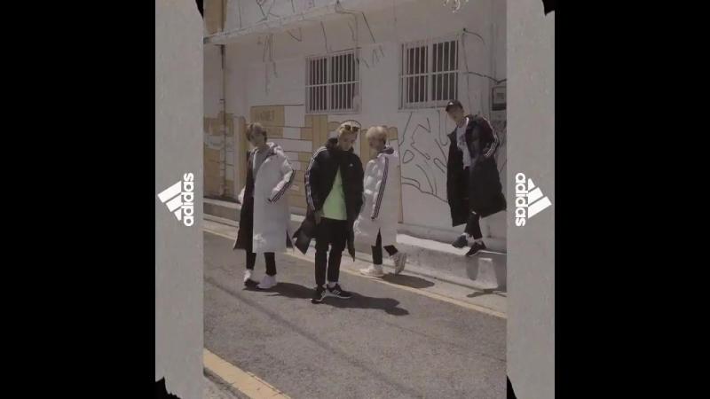 WINNER X BLACKPINK for ADIDAS edit vid adidas Korea bgm healer 위너 블랙핑크 WINPINK WIN