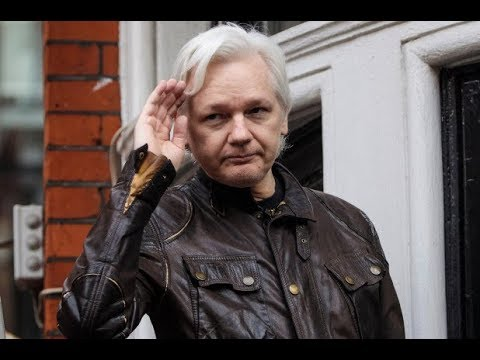 JULIAN ASSANGE HAS BEEN CHARGED BY U.S. IN CASE STARTED BY OBAMA IN 2010