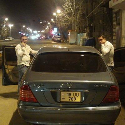 Armen Abrahamyan, 24 октября , Кировоград, id206081796
