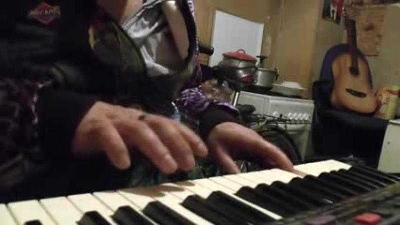 001_супер мелодия певца пророка сан боя на саксофоне на синтезаторе.