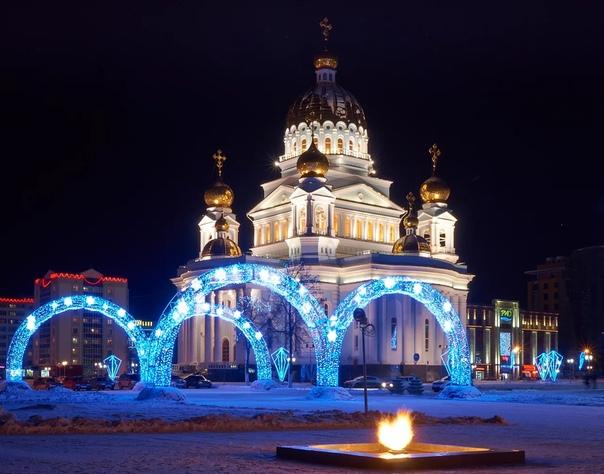 Спокойной ночи, Саранск!