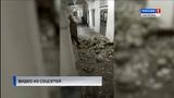 ДТП в Галиче фура серьёзно повредила торговые ряды