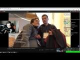 [Реакции Братишкина] Братишкин смотрит: Топ Моменты с Twitch | 50 Оттенков Рыжего | Лучшее за Игромир День 1