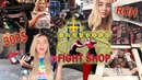 LAS VEGAS FIGHT SHOP: VLOG HAUL (300$ OF WRESTLING SHIRTS, FIGURES MORE)
