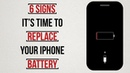 6 Signs You Need a New iPhone Battery (Music by Nicolas T)