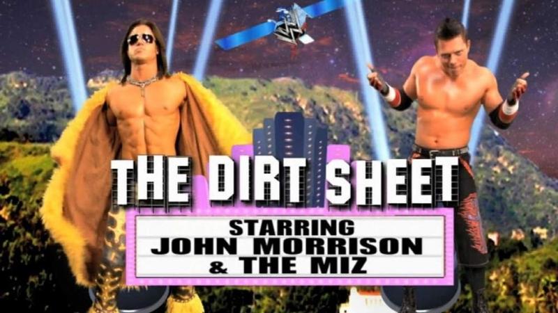 The Dirt Sheet(Седой и Брукс) - Episode 1