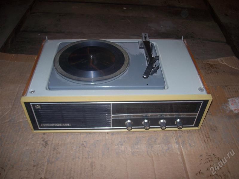 магнитофон Соната-304