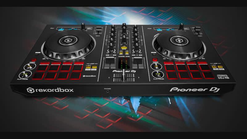 Mi Controladora, Pioneer DJ - DDJ-RB