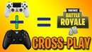 CROSS PLAY PS4 XBOX LIBERADO Fortnite Battle Royale