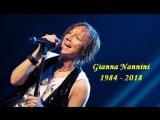 Легенда итальянской рок-музыки Gianna Nannini 1984 - 2018. Перевод-караоке