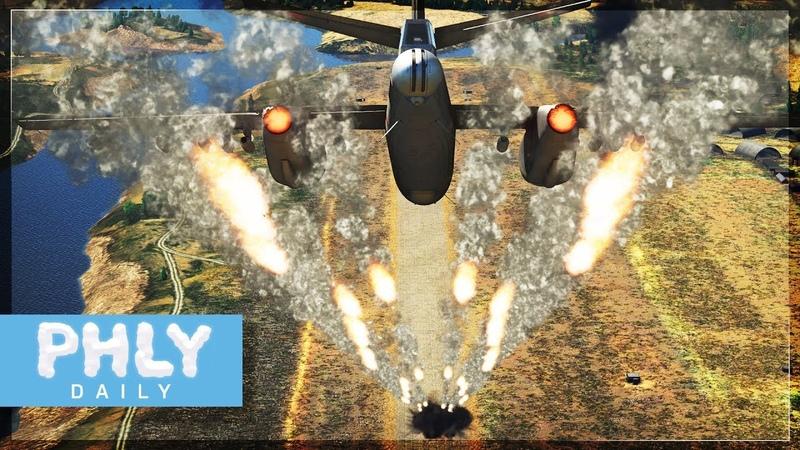 HEAVY ROCKET SUPPORT | IL-28sh 192 Rocket Salvo (War Thunder Planes)