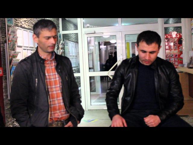 Tscherkessische Kulturtage 2015 Zaur Kazbek JIU