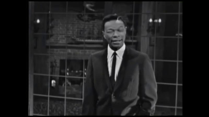 Nat King Cole - The Christmas Song (Live @ The Danny Kaye Show 1963)