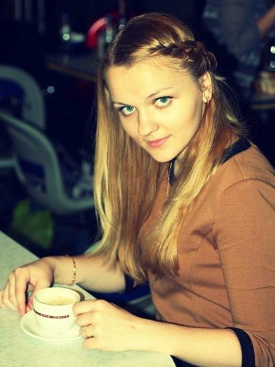 Ольга Кондратенко, 20 октября 1990, Минск, id8244772